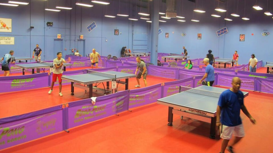 5 Tournament Tips for Table Tennis Beginners 1
