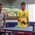 Table Tennis Doubles Tips