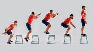table tennis plyometrics